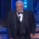 Video: Check Out James Earl Jones, Baayork Lee, and the Pre-Broadcast Acceptance Speeches