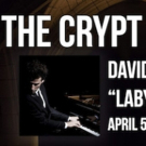 The Crypt Sessions to Present David Greilsammer's LABYRINTH This April
