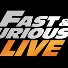Universal Pictures Announces FAST & FURIOUS LIVE Arena Tour!
