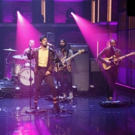 VIDEO: Young the Giant Perform 'Something to Believe In' on LATE NIGHT