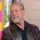 VIDEO: Bruce Willis Talks Making Broadway Debut in MISERY: 'I'm Not That Frightened Of It'