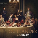 Starz Reveals Key Art for OUTLANDER Book Two