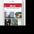 National Gallery Singapore and Accenture Launch the Gallery Explorer Mobile App