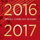 Opera Carolina Goes Gourmet With BON APPETIT!, 2/22-23
