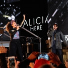 Alicia Keys Performs Free Concert in Times Square to Celebrate New Album HERE