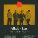 Allah-Las Release New Music; North American Tour Kicks Off This March