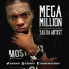 Zae da Artist Releases New Single 'Mega Million'