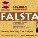 Voicebox Opera to Present Salieri's FALSTAFF, 2/7