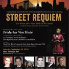 Opera Star Frederica von Stade Joins Liz Callaway and More in STREET REQUIEM Tonight at Carnegie Hall