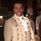 STAGE TUBE: Backstage and Ready to Bring It - HAMILTON Cast Preps for the GRAMMYS