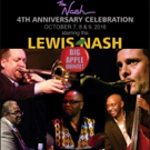 The Nash to Celebrate 4th Anniversary with The Lewis Nash Big Apple Quintet