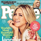 Jennifer Aniston Named PEOPLE's Most Beautiful Woman in the World