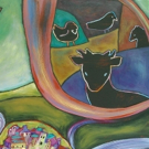 Joan Curtis' 'Watchful Guardians' on View in Town Hall Theater's Jackson Gallery