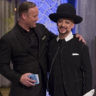 Boy George Competes with Matt Iseman to Be THE NEW CELEBRITY APPRENTICE, 2/13