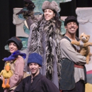 Pushcart Players to Stage PETER AND THE WOLF at Chevron Family Theatre Festival