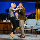 VIDEO: Jenna Elfman and Terrence Howard Dance the Tango on LATE LATE SHOW