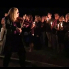 STAGE TUBE: Artistic Musical Candle Lighting Vigil Event Helps Fight Domestic Violence: by The RACHEL COALITION