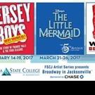 FSCJ Artist Series to Host 2016-17 Broadway Season Kick-Off Open House