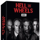 AMC's HELL ON WHEELS: The Complete Series & More Coming to DVD 11/1