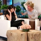 VIDEO: Watch Selena Gomez Get Scared by 'Taylor Swift' & 'Elsa' on ELLEN