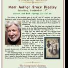 Sharpsteen Museum Presents Author Bruce Bradley