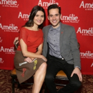 Photo Coverage: AMELIE Cast Flashes Smiles in Preview at The Cutting Room