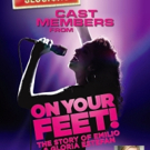 Stars of ON YOUR FEET! Set for BROADWAY SESSIONS This Week