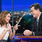 VIDEO: Diane Lane Talks Broadway's THE CHERRY ORCHARD on 'Late Show'