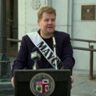 VIDEO: James Corden Takes Over as L.A.'s Newest Mayor!