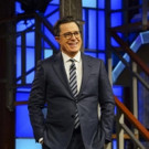 LATE SHOW WITH STEPHEN COLBERT is No. 1 in Late Night for Three Straight Weeks
