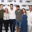 Photo Coverage: THE HOBBIT Star Richard Armitage, Amy Ryan & the Cast of LOVE, LOVE, LOVE Meet the Press!