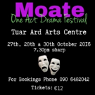 Moate One Act Drama Festival Debuts This Weekend