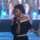 VIDEO: Cynthia Erivo  & Leslie Odom Jr. Team with Rockettes for TONY AWARD Performance
