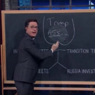 VIDEO: Stephen Colbert Maps Out Nunes' Conflict Of Interests on LATE SHOW