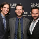 Photo Coverage: Nick Kroll and John Mulaney Celebrate Opening Night of OH, HELLO ON BROADWAY!
