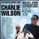Kem Joins Charlie Wilson on 'Forever Charlie' Tour