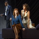 Photo Flash: First Look at Clive Owen, Eve Best & Kelly Reilly in OLD TIMES on Broadway