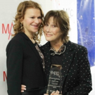 Photo Coverage: Sandra Bernhard Presents MAC'S Lifetime Achievement Award To Michele Lee