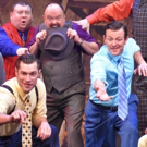 Photo Flash: First Look at GUYS AND DOLLS, Opening Tonight at Beef & Boards Dinner Theatre