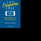 Beverly Langford to Release THE ETIQUETTE EDGE: MODERN MANNERS FOR BUSINESS SUCCESS