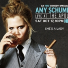 Key Art & Trailer Revealed for AMY SCHUMER: LIVE AT THE APOLLO on HBO