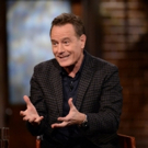 Emmy & Tony Winner Bryan Cranston to Appear on Bravo's INSIDE THE ACTORS STUDIO