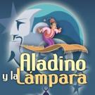 ALADINO Y LA LÁMPARA, magia oriental en el Teatro Sanpol