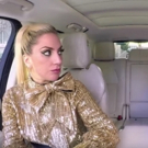 VIDEO: Lady Gaga Joins JAMES CORDEN for 'Carpool Karaoke'; Performs from 'Joanne'