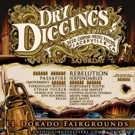 2nd Annual Dry Diggings Festival Sets Day Schedule