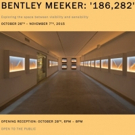 BWW Preview: BENTLEY MEEKER Solo Show at National Arts Club, 10/26 to 11/7