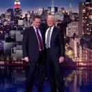 VIDEO: Norm Macdonald Bids An Emotional Farewell to David Letterman
