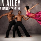 Alvin Ailey American Dance Theater to Perform Engagement in SoCal, 4/6