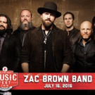 Inaugural Pendleton Whisky Music Fest to Feature Zac Brown Band