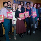 Photo Coverage: Broadway's GREAT COMET Celebrates Book Release at Barnes and Noble